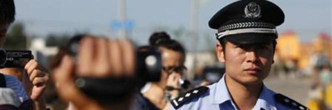 polizia-cinese